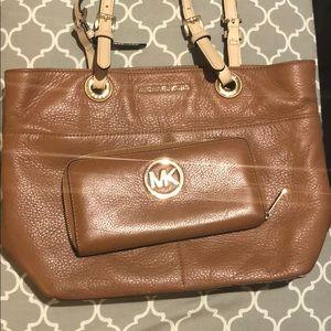 MK bag and wallet!